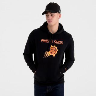 Sweat   capuche New Era  avec logo de l'équipe Phoenix Suns