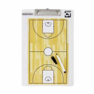Piatto d'allenamento di basket Tremblay recto/verso