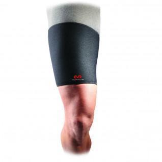 Pantaloncini di compressione in neoprene McDavid noir