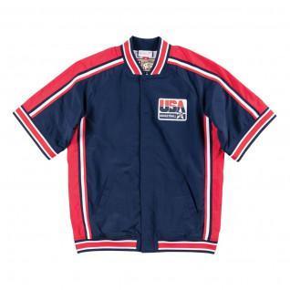 Giacca della squadra USA authentic Scottie Pippen