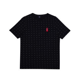 T-shirt Wrung Cans Dots