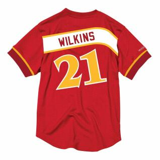 Jersey Atlanta Hawks name & number