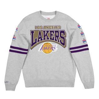 Sweetshirt Los Angeles Lakers Fleece Crew