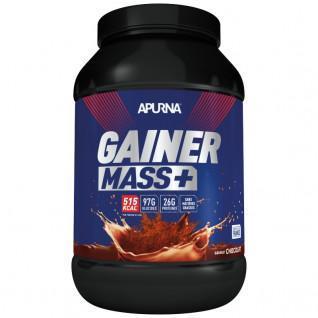 Pentola Apurna Gainer Mass Plus - Chocolat - 2Kg