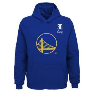 Felpa con cappuccio da bambino Outerstuff NBA Golden State Warrios Stephen Curry