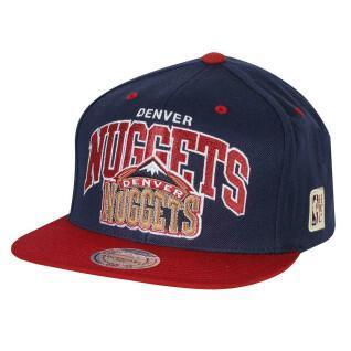 Cap Denver Nuggets hwc team arch