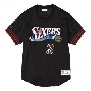 Jersey Philadelphia 76ers name & number Allen Iverson