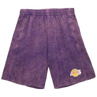 Pantaloncini Mitchell & Ness NBA Los Angeles Lakers 2021/22