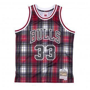 Jersey Chicago Bulls Scottie Pippen private school