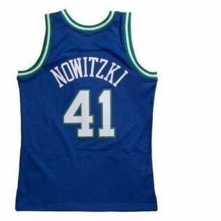 Jersey Dallas Mavericks Swingman Dirk Nowitzki #41
