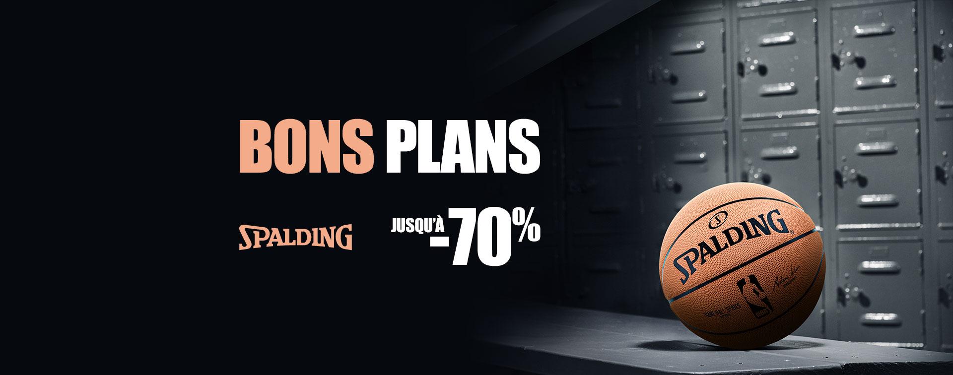 Bons plans Spalding
